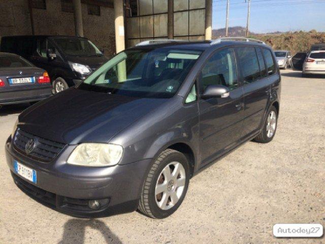 Auto Usate Volkswagen Touran 1289890