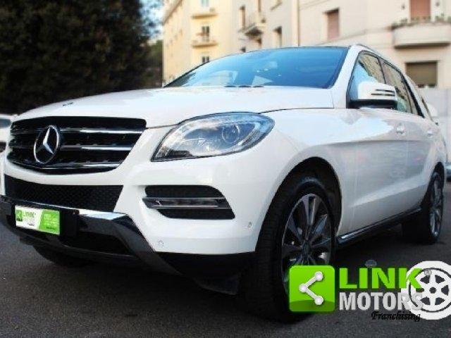 Auto Usate Mercedes-Benz ML 1292150