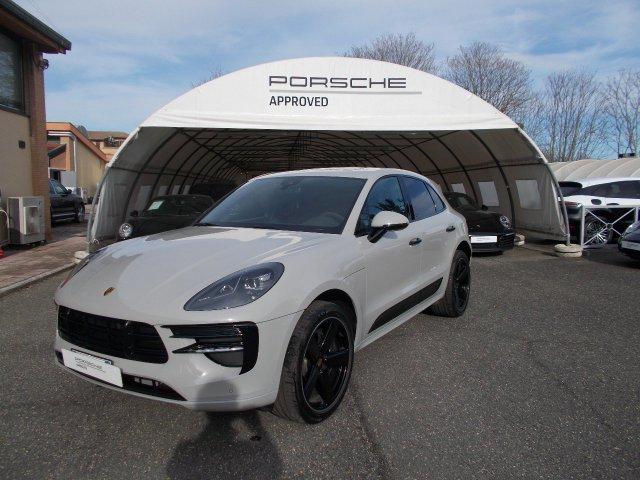 Auto Usate Porsche Macan 1294510