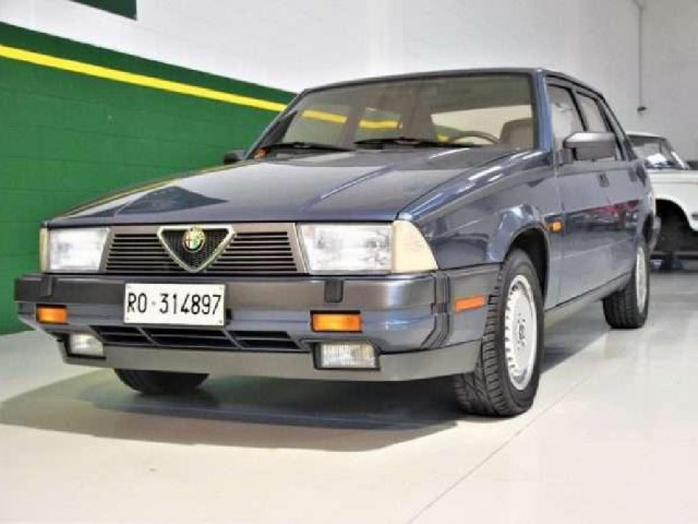 Auto Usate Alfa Romeo 75 1302174