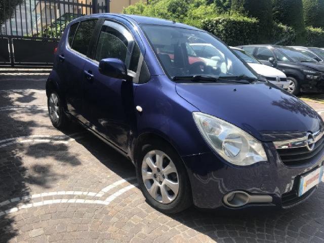 Auto Usate Opel Agila 1302412