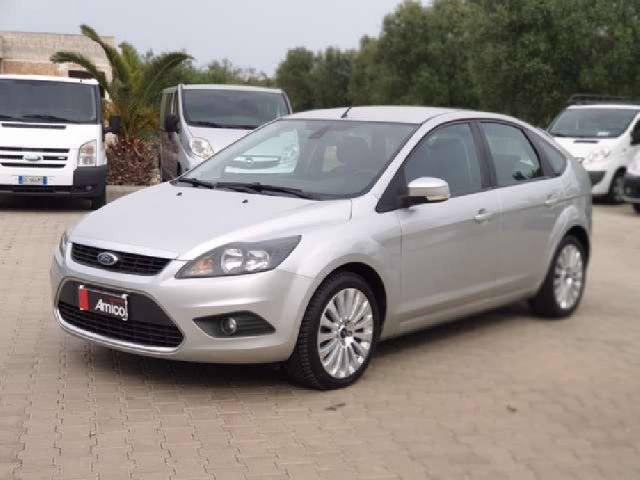 Auto Usate Ford Focus 1305215