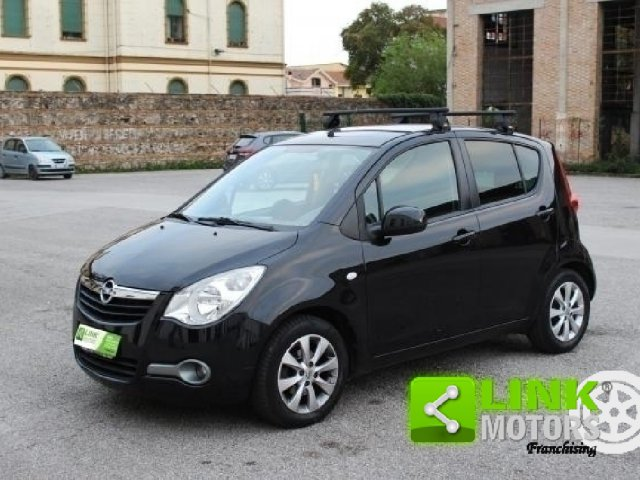 Auto Usate Opel Agila 1306112