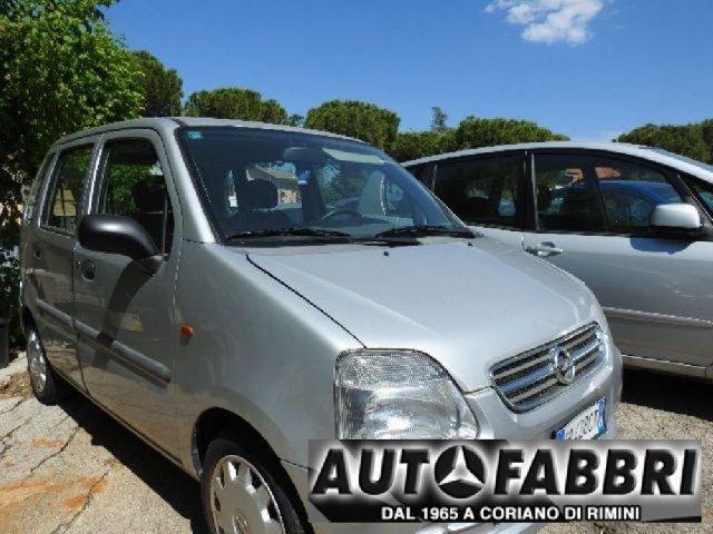 Auto Usate Opel Agila 1308964