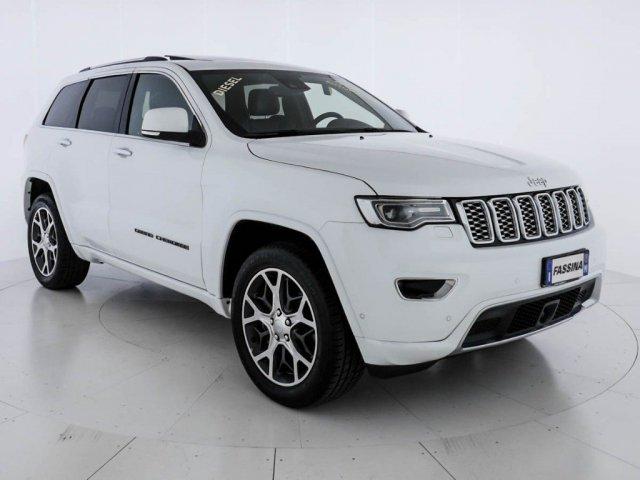 Auto Aziendali Jeep Grand Cherokee 1311133