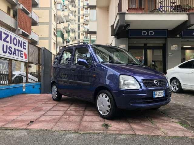 Auto Usate Opel Agila 1312696