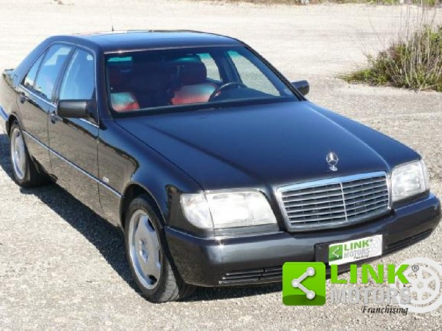 Auto d'Epoca Mercedes-Benz Classe S 1317218