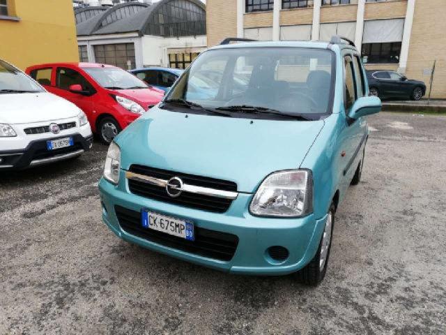 Auto Usate Opel Agila 1322957