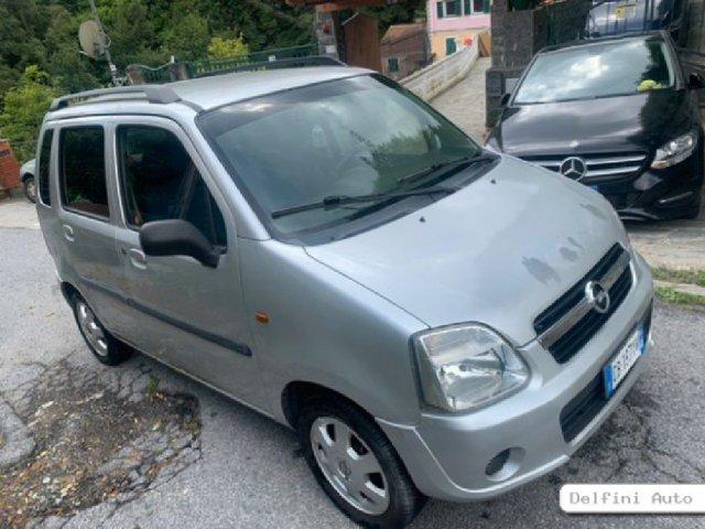 Auto Usate Opel Agila 1324163