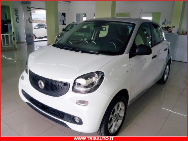 Auto Usate Smart ForFour 1325027