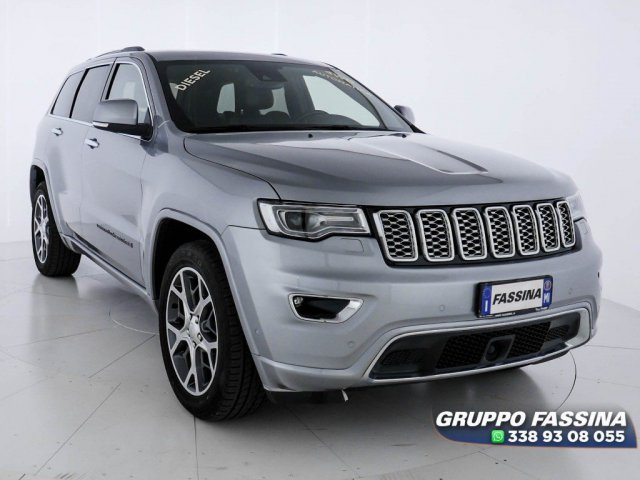 Auto Usate Jeep Grand Cherokee 1326116