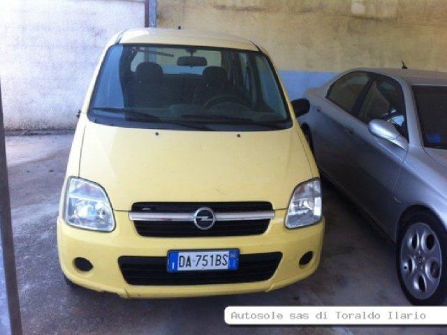 Auto Usate Opel Agila 1326397