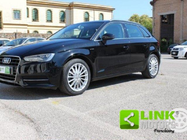 Auto Usate Audi A3 Sportback 1329885