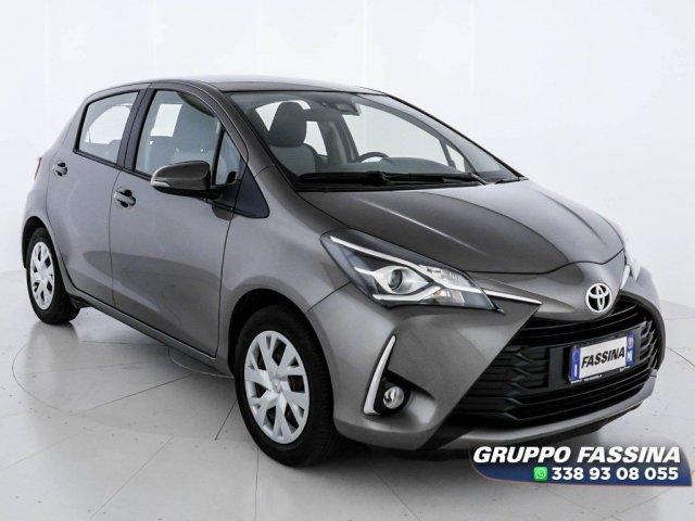 Auto Aziendali Toyota Yaris 1332651