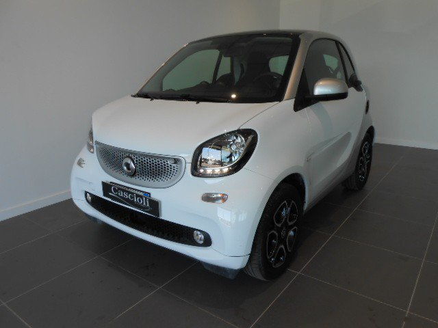 Auto Usate Smart ForTwo Coupe 1334207