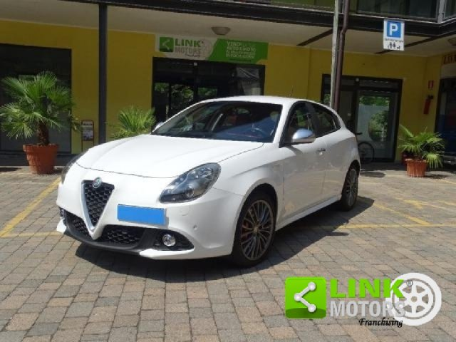 Auto Usate Alfa Romeo Giulietta 1335714