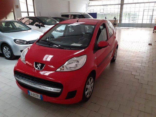 Auto Aziendali Peugeot 107 1341819