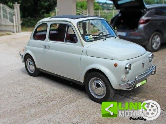 Auto d'Epoca Fiat 500 1343300