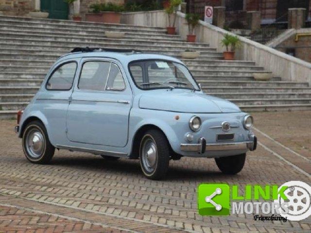Auto d'Epoca Fiat 500 1344154