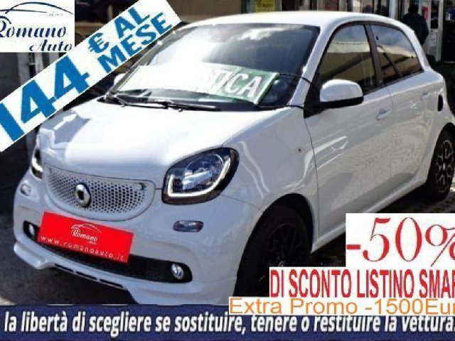 Auto Usate Smart ForFour 1345029