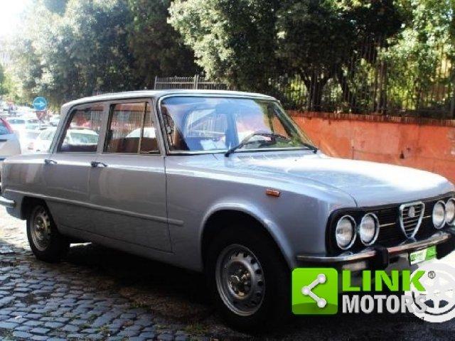 Auto d'Epoca Alfa Romeo Giulia 1345376