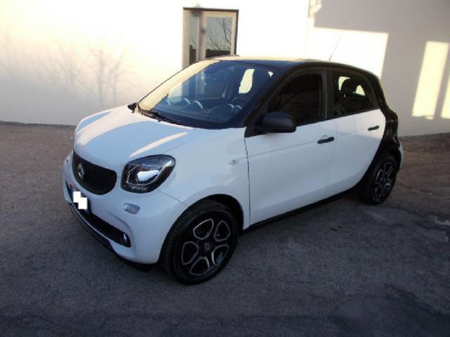 Auto Usate Smart ForFour 1345732