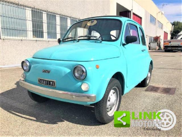 Auto d'Epoca Fiat 500 1345999
