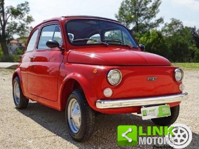 Auto d'Epoca Fiat 500 1346802