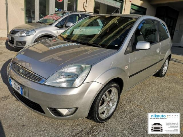 Auto Usate Ford Fiesta 1346926