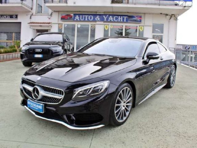 Auto Usate Mercedes-Benz Classe S 1354350