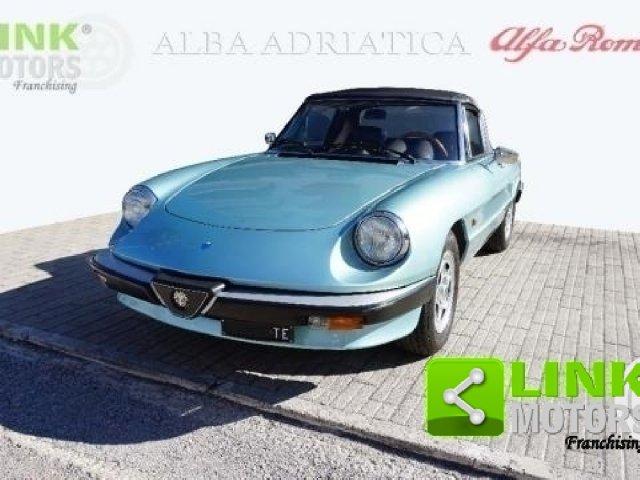 Auto d'Epoca Alfa Romeo Spider 1354836