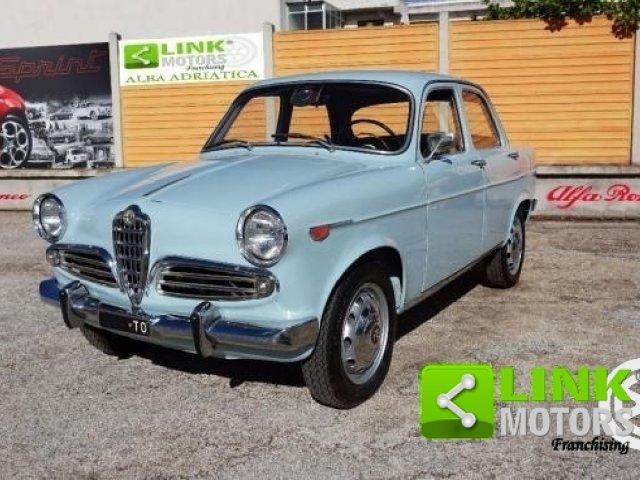 Auto d'Epoca Alfa Romeo Giulietta 1354837