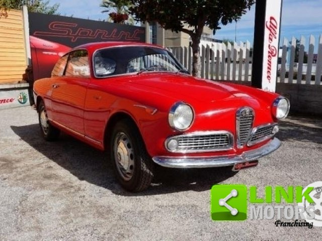 Auto d'Epoca Alfa Romeo Giulietta 1354838