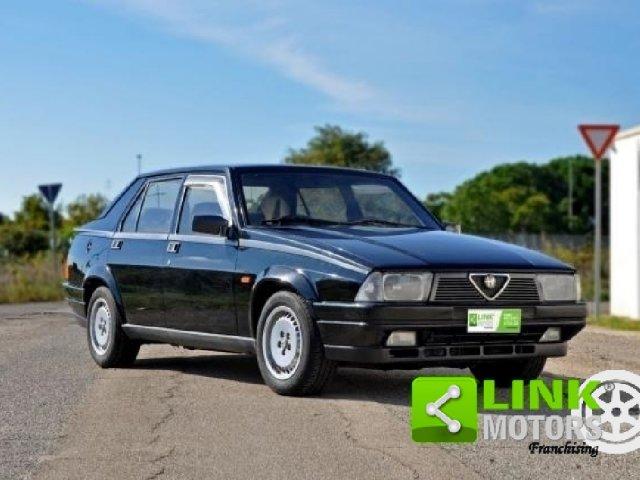 Auto d'Epoca Alfa Romeo 75 1354946