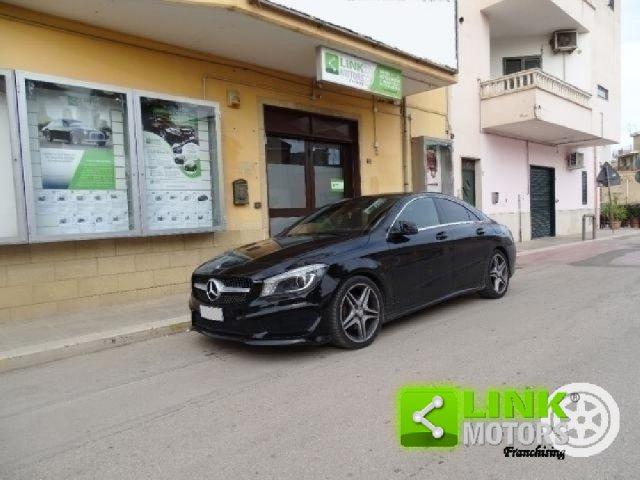 Auto Usate Mercedes-Benz CLA 1355188