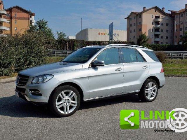 Auto Usate Mercedes-Benz ML 1357109