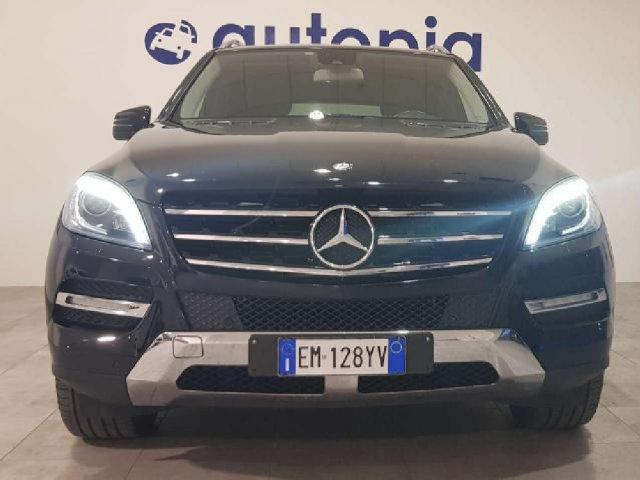 Auto Usate Mercedes-Benz ML 1360545