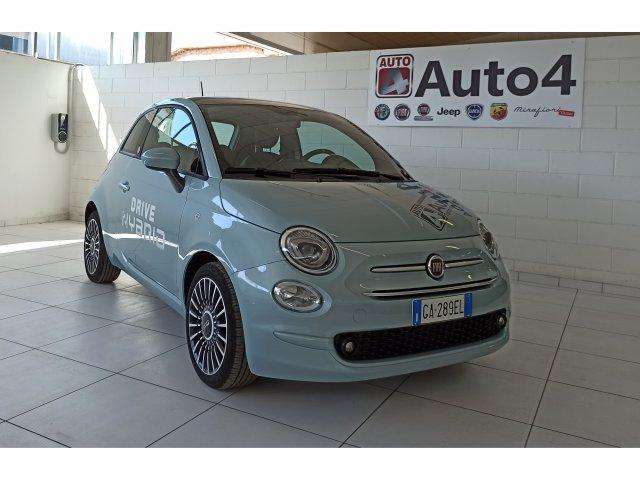 Auto Aziendali Fiat 500 1361885
