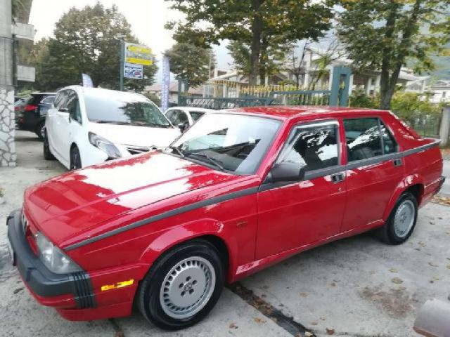 Auto Usate Alfa Romeo 75 1362339