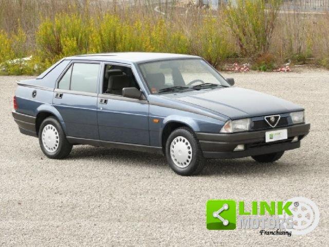 Auto d'Epoca Alfa Romeo 75 1374738