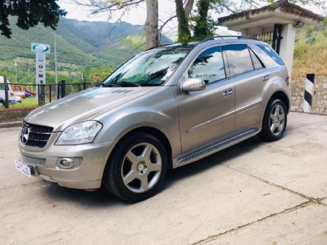 Auto Usate Mercedes-Benz ML 1375466