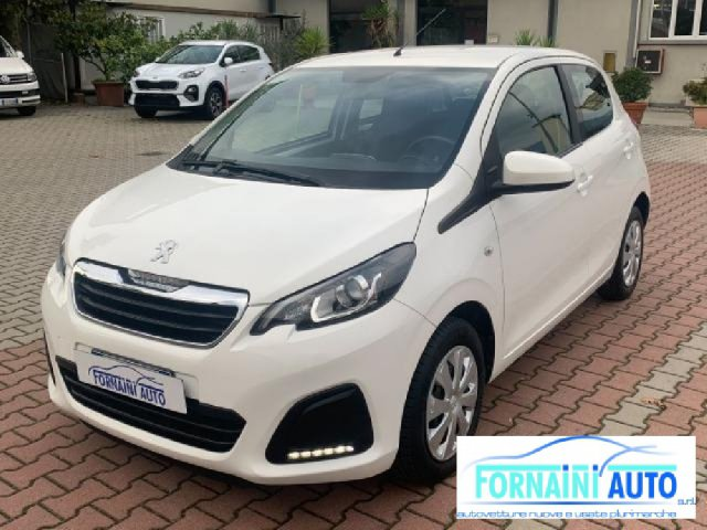 Auto Aziendali Peugeot 108 1375831