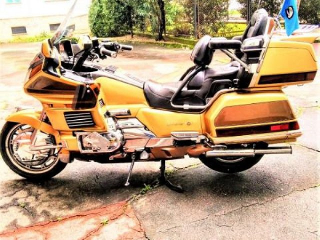 Moto Usate Honda GL 1500 SE Gold Wing 1380046