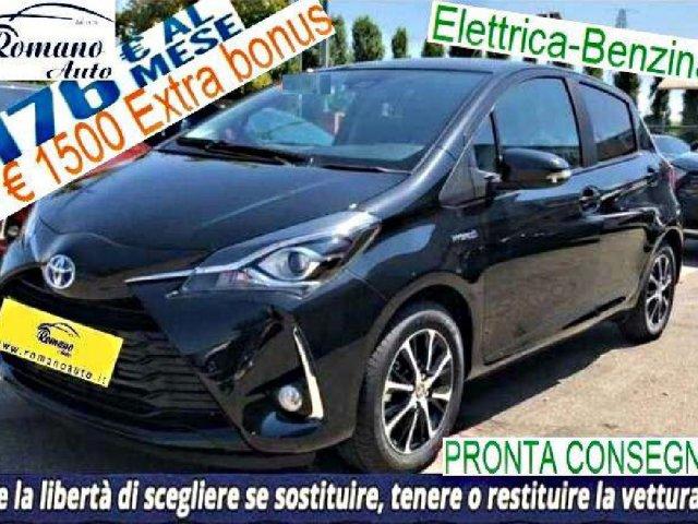 Auto Km 0 Toyota Yaris 1380623