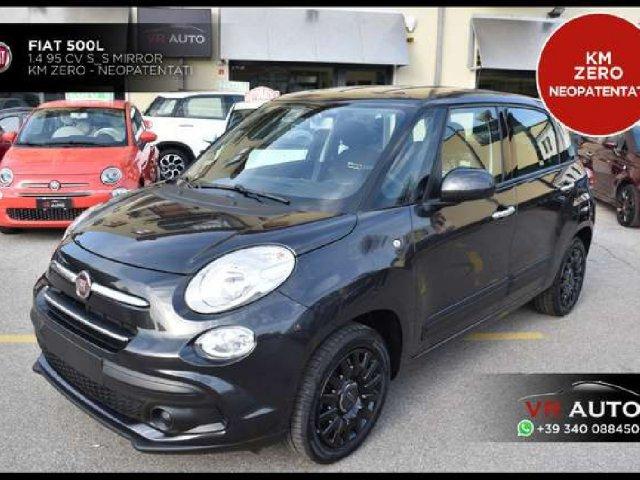 Auto Km 0 Fiat 500 1394093