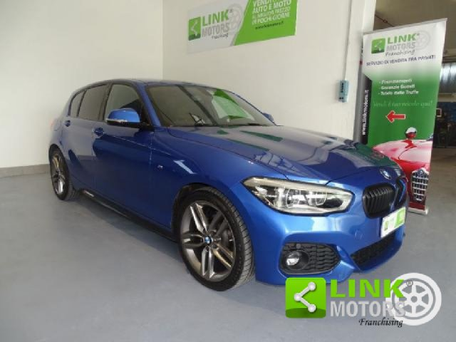 Auto Usate BMW Serie 1 1403795