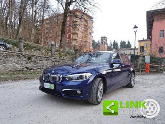 Auto Usate BMW Serie 1 1404013