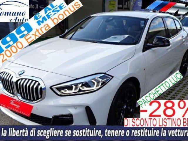 Auto Usate BMW Serie 1 1404496