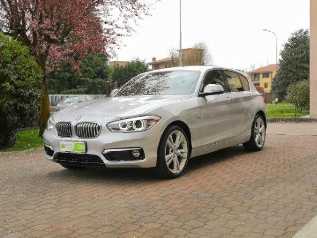Auto Usate BMW Serie 1 1404536