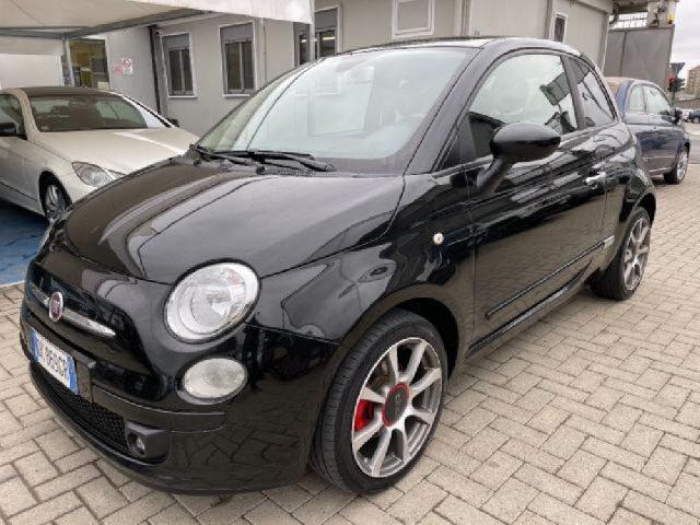 Auto Usate Fiat 500 1404802